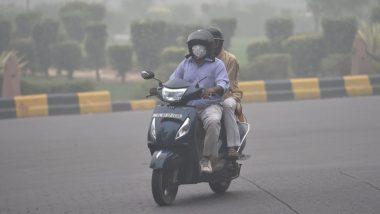 दिल्लीवासियों को प्रदूषण से मिली थोड़ी राहत, AQI अभी भी खराब