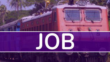 Sarkari Naukri: रेलवे में निकली है नौकरी, 8 दिसंबर है आवेदन करने की अंतिम तारीख
