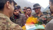 भारतीय सेना ने पेश की मानवता की मिसाल, तोहफे के साथ POK के नागरिक को वापिस भेजा घर