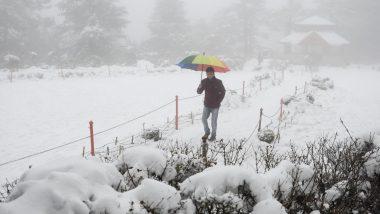 मौसम अपडेट: देश के इन हिस्सों में होगी बारिश और बर्फबारी, पढ़े अगले 3 दिनों का हाल