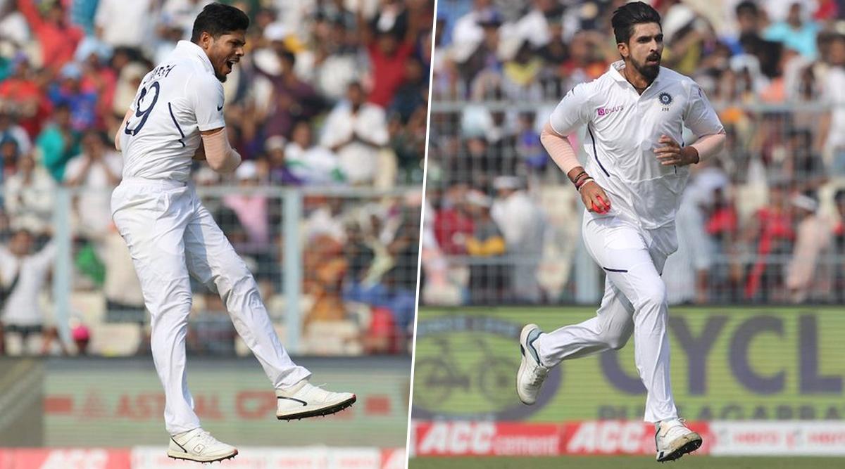 Ind vs Ban 2nd Test 2019: ईडन गार्डन में भारतीय तेज गेदबाजों ने ढाया कहर, लंच से पहले बांग्लादेश की आधी टीम लौटी पवेलियन