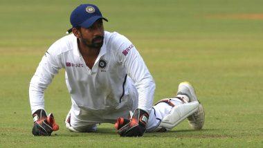 Ind vs Ban 2nd Test 2019: महमदुल्लाह का शानदार कैच लपकते हुए रिद्धिमान साहा ने विकेट के पीछे 100 शिकार किए पूरे
