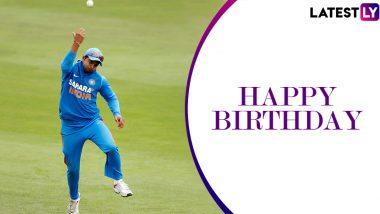 Happy Birthday Suresh Raina: टीम इंडिया के ऑलराउंडर सुरेश रैना मना रहे हैं आज अपना 33वां जन्मदिन, जानें कैसा रहा है अबतक का उनका क्रिकेट करियर