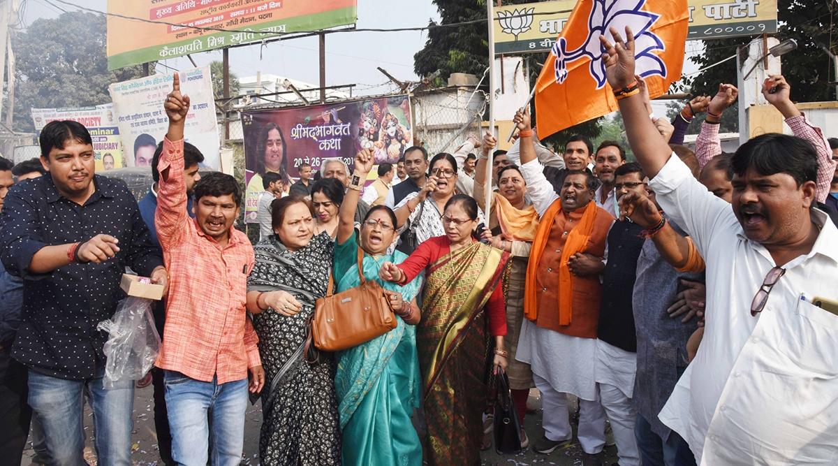 झारखंड विधानसभा चुनाव 2019: बीजेपी और विपक्षी गठबंधन में कांटे की टक्कर, सर्वे रिपोर्ट