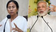 पश्चिम बंगाल की सीएम ममता बनर्जी ने पीएम मोदी से मांगे 25 हजार करोड़ रुपये
