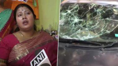 पश्चिम बंगाल: बीजेपी जिलाध्यक्ष फल्गुनी पात्रा के घर टीएमसी कार्यकर्ताओं ने की तोड़फोड़, कार पर भी किया हमला