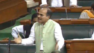 प्रज्ञा सिंह ठाकुर के बयान से संसद में जमकर हंगामा, लोकसभा में निंदा प्रस्ताव लाने की तैयारी में कांग्रेस