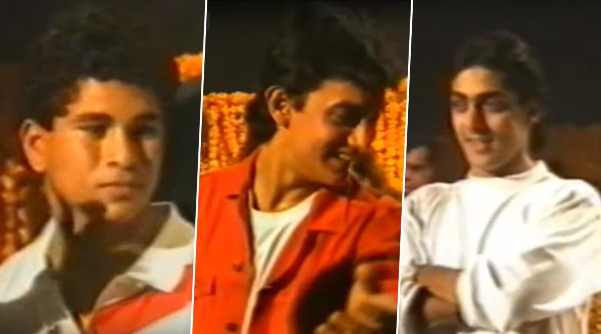 Andaz Apna Apna 25 Years: सलमान और आमिर खान की इस फिल्म के साथ है सचिन तेंदुलकर का भी तगड़ा कनेक्शन