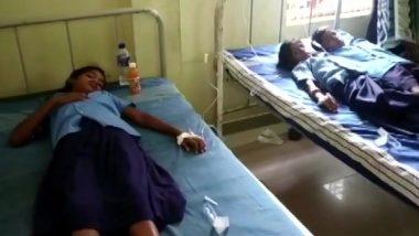कर्नाटक: मिड-डे मील का खाना खाने से 60 से अधिक बच्चे अस्पताल में भर्ती