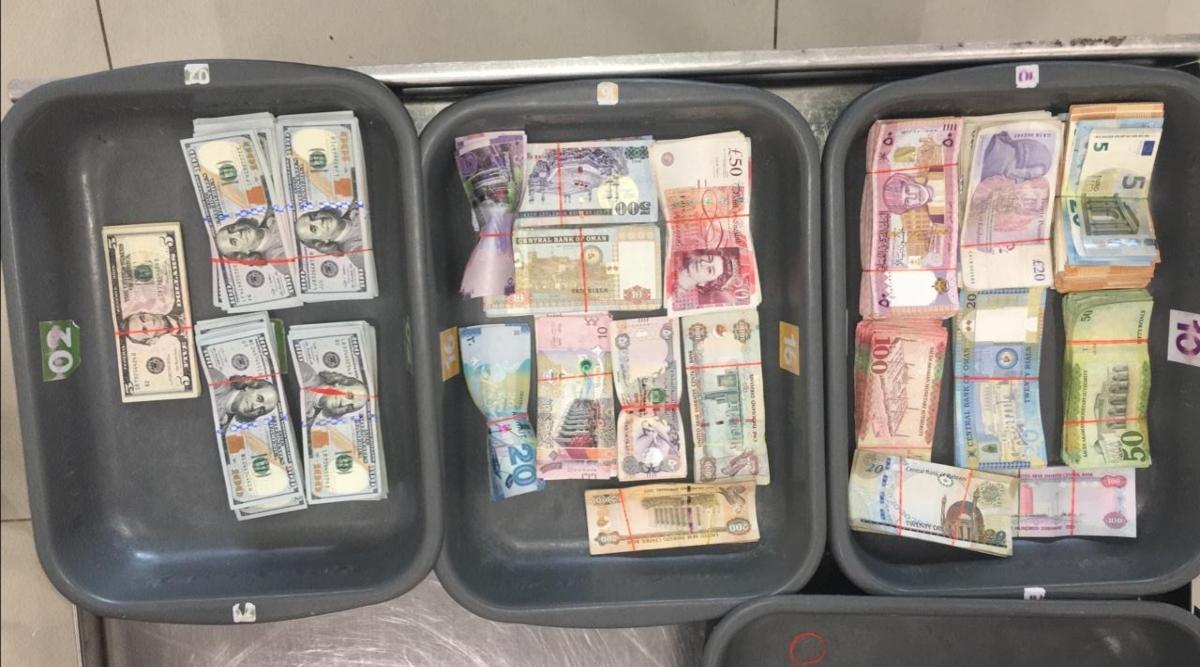 दिल्ली: केंद्रीय औद्योगिक सुरक्षा बल ने कोचीन हवाई अड्डे पर जब्त की 50 लाख रुपये की विदेशी मुद्रा, एक युवक को गिरफ्तार