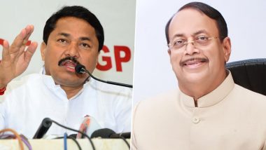 महाराष्ट्र: कांग्रेस ने नाना पटोले को बनाया स्पीकर प्रत्याशी, बीजेपी ने फाइनल किया किशन कठोरे का नाम