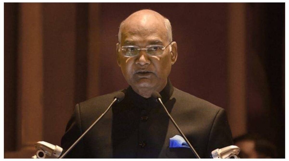 संविधान दिवस 2019: राष्ट्रपति रामनाथ कोविंद 11 बजे संसद भवन के केंद्रीय कक्ष से डिजिटल प्रदर्शनी का करेंगे उद्घाटन