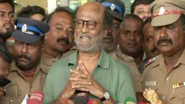 तमिलनाडु विधानसभा चुनाव 2021: सुपरस्टार रजनीकांत बोले- राज्य की जनता दिखाएगी चमत्कार