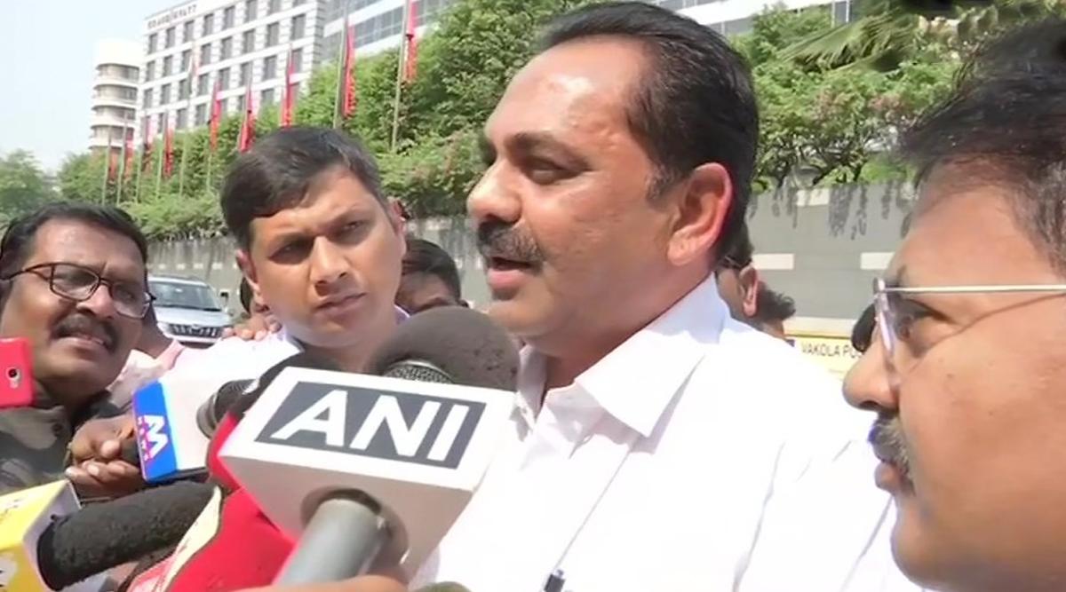 दिल्ली से मुंबई वापसी के बाद NCP विधायक अनिल पाटिल ने किया खुलासा- होटल में मौजूद थे 100-200 बीजेपी कार्यकर्ता, सिविल ड्रेस में थे पुलिस वाले
