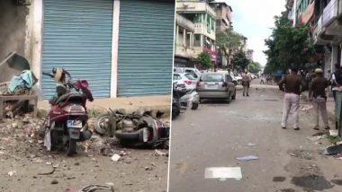 मणिपुर की राजधानी इंफाल में ब्लास्ट, 4 पुलिसकर्मी और 1 सिविलियन घायल