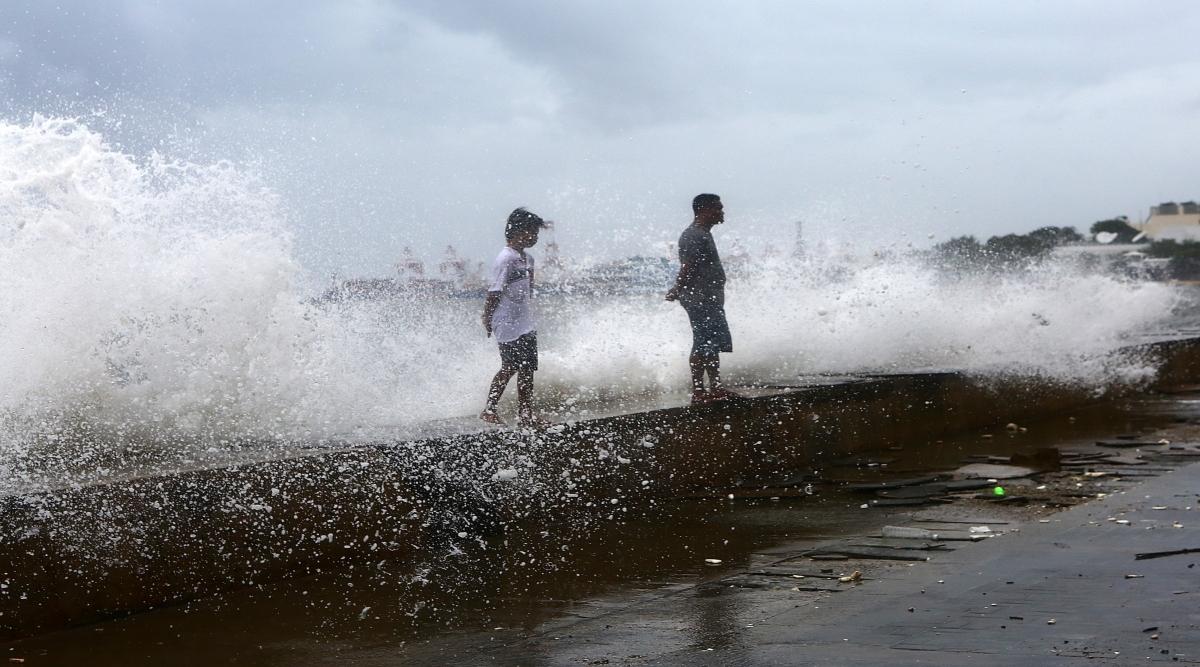 फिलीपींस: चक्रवाती तूफान से पहले 5000 लोगों को कराया गया स्थानांतरित