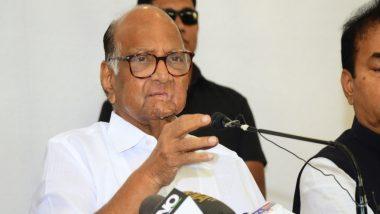 एनसीपी चीफ शरद पवार का बड़ा  खुलासा- पीएम मोदी से नहीं मिला राष्ट्रपति पद का प्रस्ताव, सुप्रिया सुले को दिया था कैबिनेट मंत्री का ऑफर