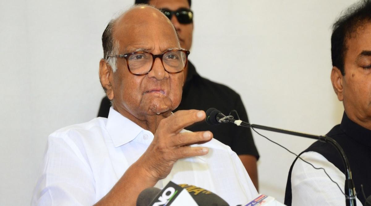 राष्ट्रीय स्वयंसेवक संघ विचारक की भविष्यवाणी, 2022 में NDA से राष्ट्रपति उम्मीदवार होंगे शरद पवार