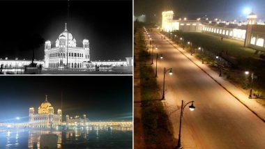 इमरान खान ने शेयर की करतारपुर कॉरिडोर की मनमोहक तस्वीरें, लिखा- सिख श्रद्धालुओं के स्वागत के लिए तैयार