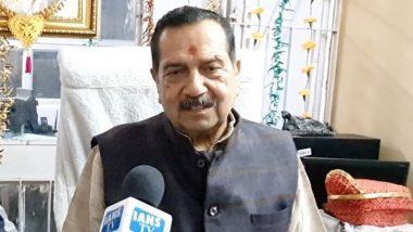 राष्ट्रीय स्वयंसेवक संघ के वरिष्ठ नेता इंद्रेश कुमार ने कहा- तीन तलाक पर दंगा नहीं हुआ तो अयोध्या पर भी नहीं होगा