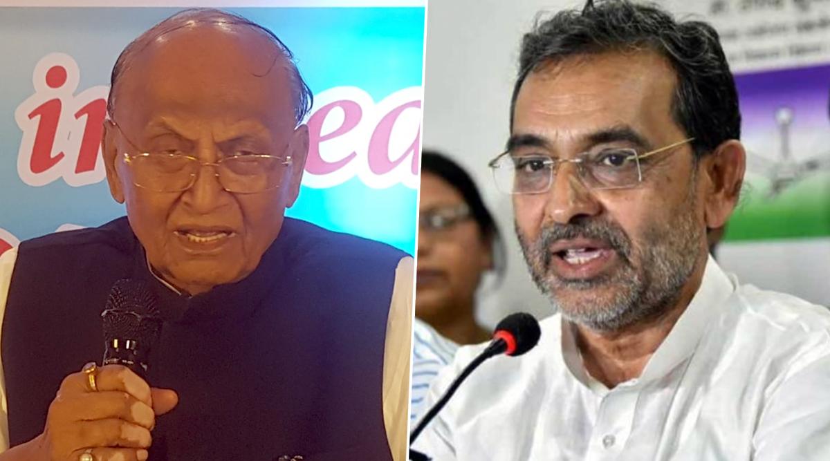 महाराष्ट्र की सियासत में मात खाने के बाद अपना कुनबा बढ़ाने की कोशिश में जुटी BJP, सीपी ठाकुर बोले- उपेंद्र कुशवाहा को NDA में वापस आ जाना चाहिए