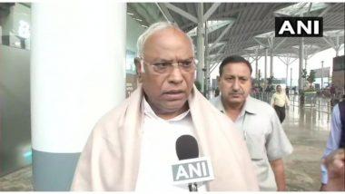 महाराष्ट्र में सियासी संकट बरकरार, सरकार गठन को लेकर कांग्रेस नेता मल्लिकार्जुन खड़गे ने कहा- हाईकमान करेगी अंतिम फैसला