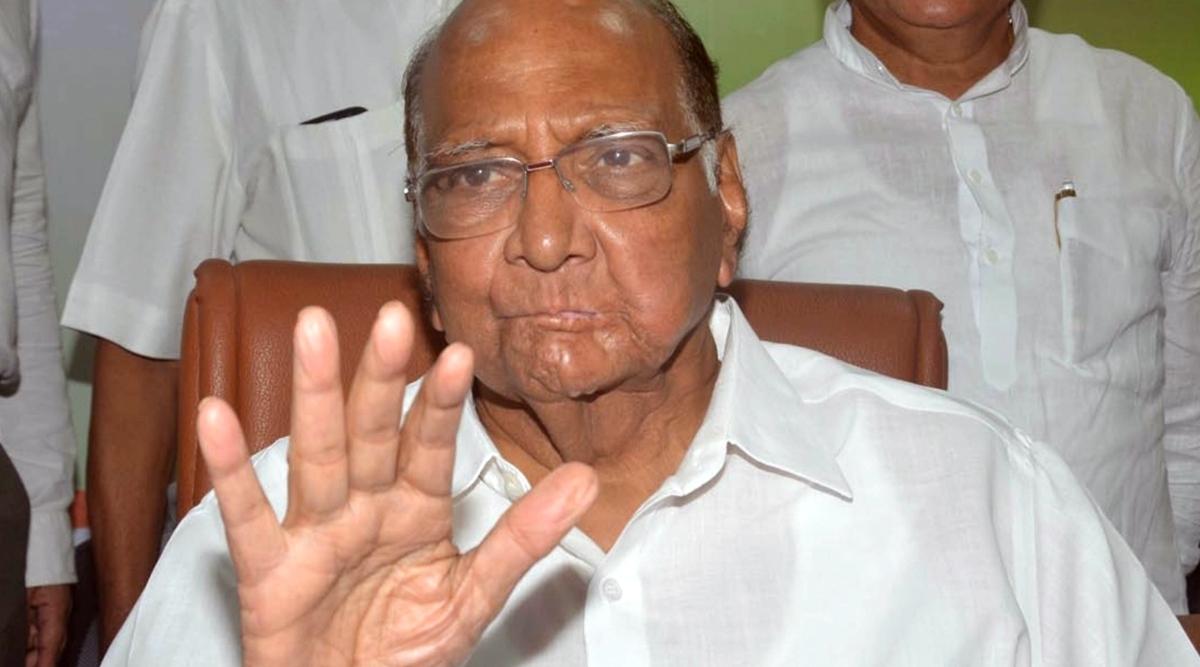 महाराष्ट्र: सरकार गठन पर संकट बरकरार, एनसीपी प्रमुख शरद पवार पर टिकी निगाहें