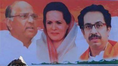 महाराष्ट्र सत्ता संघर्ष: शिवसेना, एनसीपी और कांग्रेस अब तक नहीं बना सकी है समर्थन का फार्मूला ?