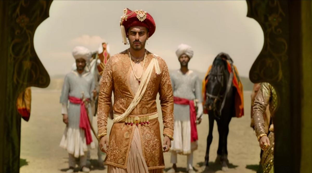 फिल्म 'पानीपत' में हमने कालखंड का रखा पूरा ध्यान: अर्जुन कपूर