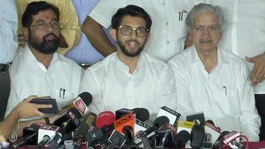 महाराष्ट्र में सरकार पर सस्पेंस बढ़ा: शिवसेना को कांग्रेस और NCP ने अब तक नहीं दिया समर्थन, राज्यपाल का सरकार गठन के लिए और वक्त देने से इनकार