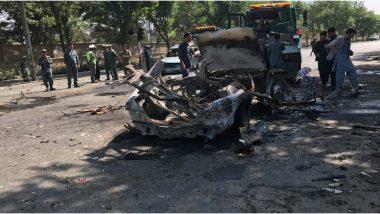 अफगानिस्तान के काबुल में आत्मघाती हमला, सेना के 4 जवान घायल
