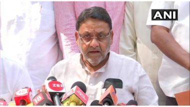 महाराष्ट्र: NCP नेता नवाब मलिक बोले- कांग्रेस और शिवसेना के बिना सरकार बनाना संभव नहीं है