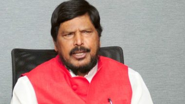 केंद्रीय मंत्री रामदास अठावले ने कहा- शरद पवार और सुप्रिया सुले को केंद्रीय मंत्रिमंडल में होना चाहिए शामिल