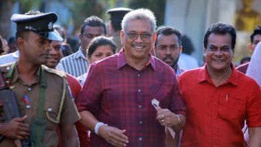 श्रीलंका: 51.41 प्रतिशत वोट के पूर्व रक्षा मंत्री गोताबेया राजपक्षे ने राष्ट्रपति चुनाव में हासिल की जीत