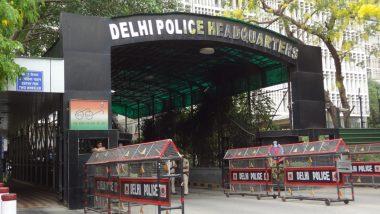दिल्ली: राष्ट्रपति भवन में पड़ रही पानी लाइन के पाइप चोरी, 4 गिरफ्तार