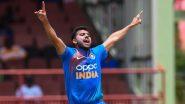 दीपक चाहर की एक और हैट्रिक, राजस्थान को मिली हार
