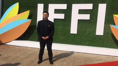 इंटरनेशनल फिल्म फेस्टिवल एंड अवॉर्ड्स मकाउव के ब्रांड एंबेसडर बने करण जौहर