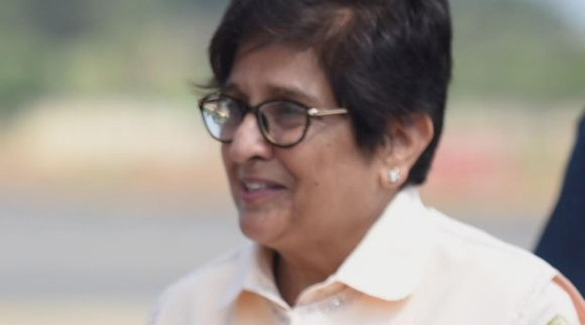 पूर्व IPS ऑफिसर किरण बेदी का बयान, कहा- अयोध्या मामले में UP पुलिस ने किया बेहतर काम