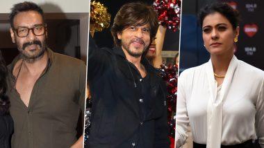 अजय देवगन ने शाहरुख खान को किया विश तो लोगों ने किया ट्रोल, पूछा- काजोल ने अकाउंट हैक किया है क्या?