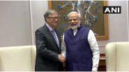 माइक्रोसॉफ्ट के सह-संस्थापक बिल गेट्स का भारत दौरा, दिल्ली में पीएम मोदी से की मुलाकात
