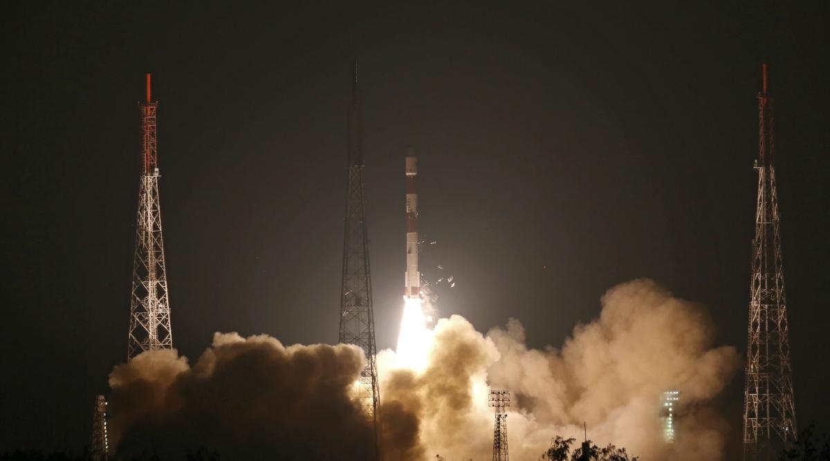 भारत ने कार्टोसैट-3 कक्षा में स्थापित कर 310 विदेशी उपग्रह छोड़ने का बनाया रिकॉर्ड