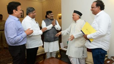महाराष्ट्र में सरकार गठन को लेकर BJP की कोर कमेटी बैठक में नहीं निकला कोई नतीजा, अब पार्टी के केंद्रीय नेतृत्व से निर्णय की की प्रतीक्षा