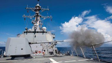 अमेरिका ने भारतीय नौसेना को 1 अरब डॉलर के हथियारों के बिक्री की दी मंजूरी