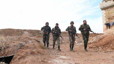 तुर्की ने बड़े पैमाने पर आतंकवाद रोधी अभियान किया शुरू, विशेष पुलिस बल और जेंडरमेरी कमांडो बनें इस मिशन का हिस्सा