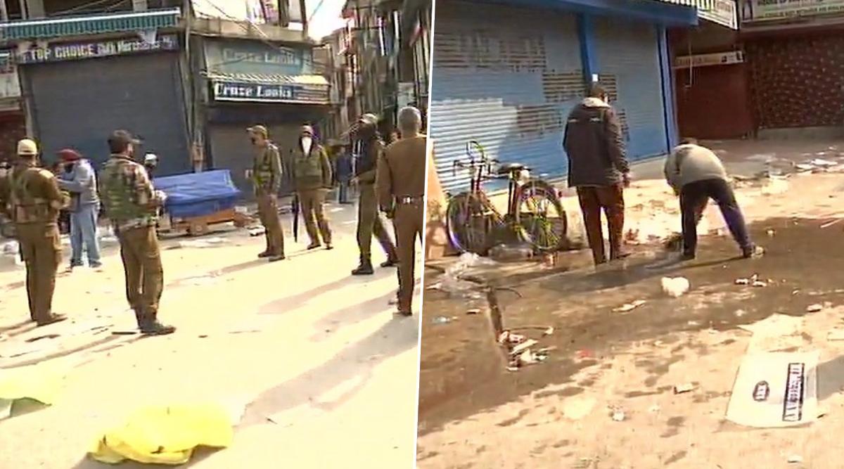 जम्मू-कश्मीरः आतंकवादियों ने किया श्रीनगर में ग्रेनेड हमला, 15 लोग घायल- सेना ने पूरे इलाके को घेरा