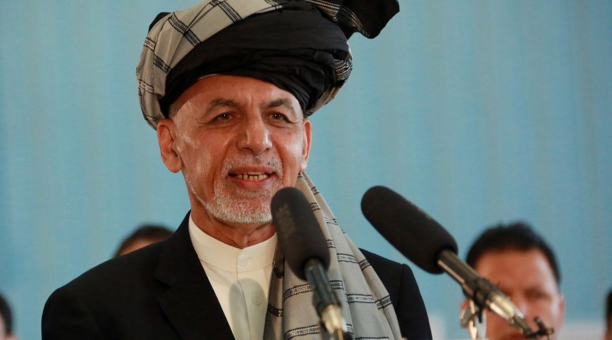 अमेरिकी राष्ट्रपति डोनाल्ड ट्रंप ने अफगान के राष्ट्रपति अशरफ गनी को बातचीत के लिए किया आमंत्रित
