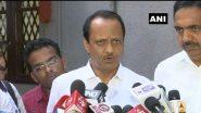 महाराष्ट्र में सरकार बनाने पर सस्पेंस बरकरार: NCP नेता अजित पवार, जयंत पाटिल करेंगे कांग्रेस से बातचीत का नेतृत्व