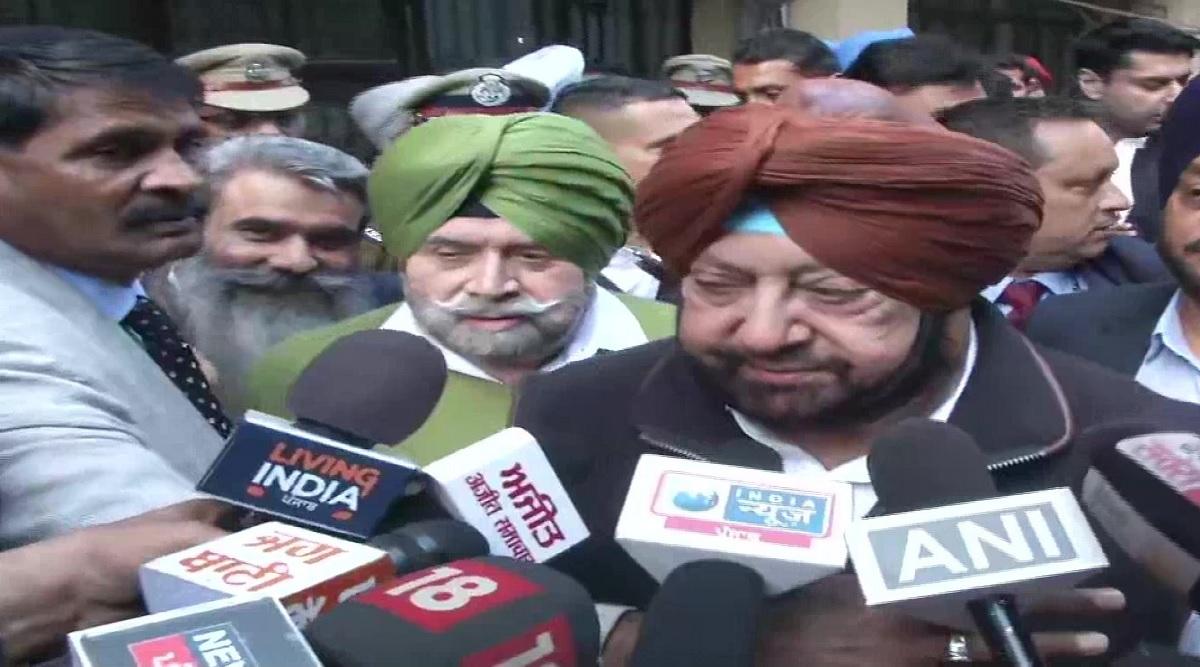 पंजाब के सीएम अमरिंदर सिंह ने कहा- राज्य में शुरू हुआ कम्युनिटी ट्रांसमिशन,  स्वास्थ मंत्रालय का इंकार