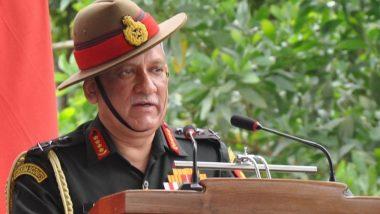 सेना प्रमुख जनरल बिपिन रावत ने यूनिवर्सिटी-कॉलेज में हिंसक प्रदर्शनों पर कहा- लोगों को गलत दिशा में लेकर जाना लीडरशिप नहीं