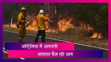 Australia Bushfire: ऑस्ट्रेलिया के जंगलों में लगी आग से खतरा बढ़ा, मरने वालों की संख्या 4